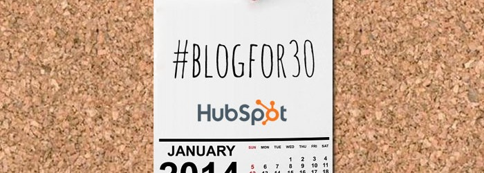 25 Insights from 30 Days of Blogging